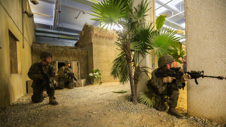 Intense immersion training readies 1st Battalion, 2nd Marine