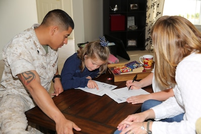 Marine families are mobile and at times may not be together in one place when a disaster happens. Getting to a safe location and regaining contact is critical in such instances. A family emergency plan ensures everyone knows what to do, where to meet, and who to check in with if faced with various emergencies.