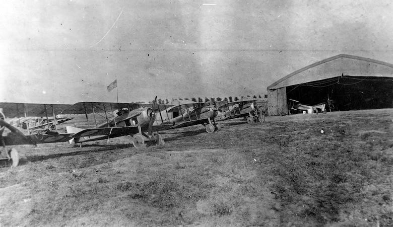 Escadrille Lafayette. (U.S. Air Force photo)