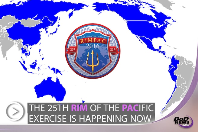 Twenty-six nations, 45 ships, five submarines, more than 200 aircraft and 25,000 personnel will participate in the biennial Rim of the Pacific exercise scheduled June 30 to Aug. 4 in and around the Hawaiian Islands and Southern California.