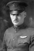 Lt. Harold E. Goettler. (U.S. Air Force photo) WWI