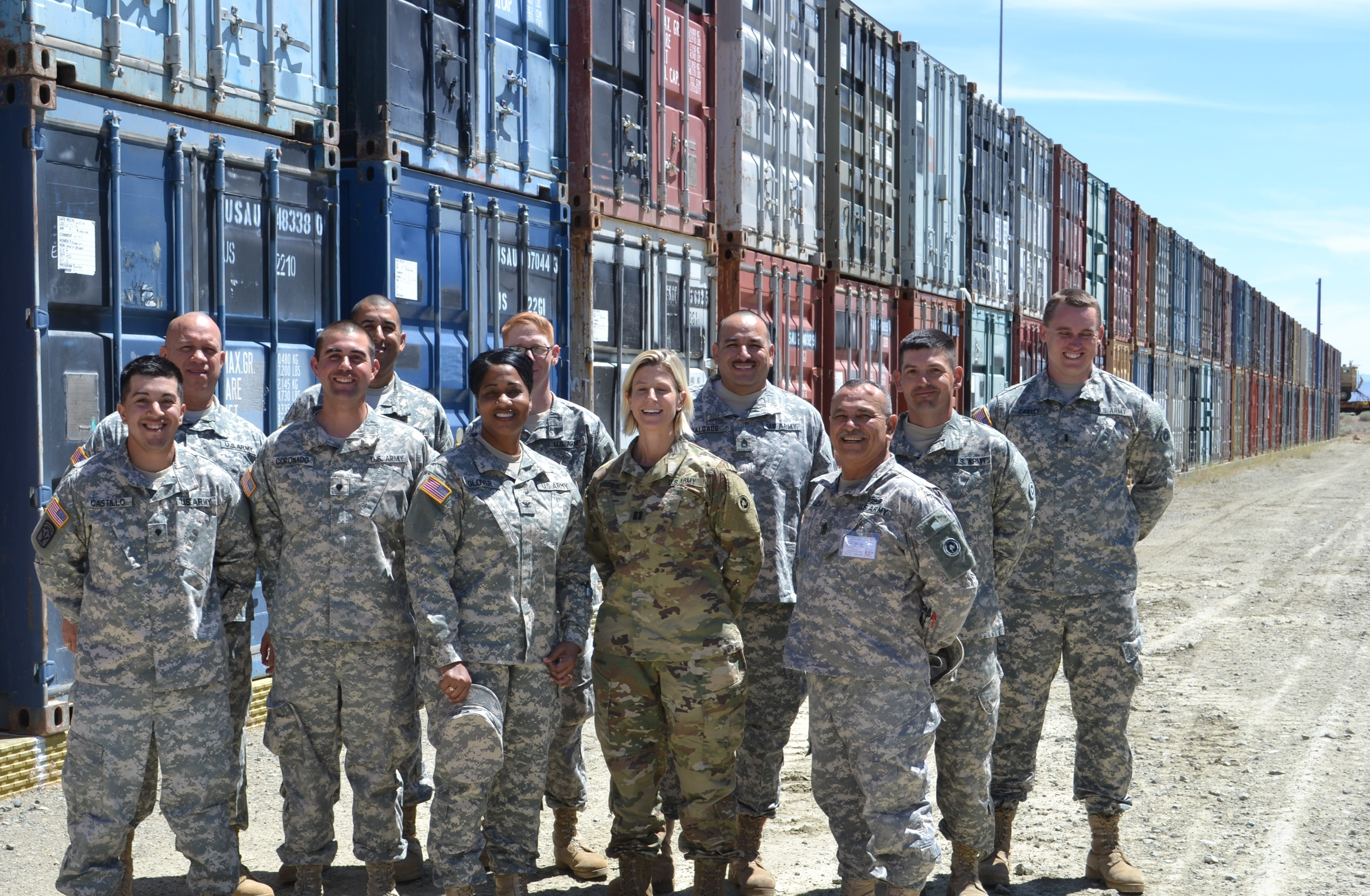 The 227th Ictc Works Hard At Sierra Army Depot U S Army