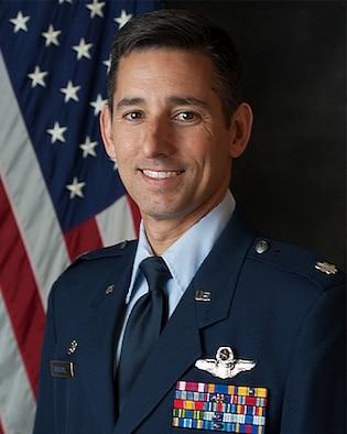 Lieutenant Colonel Michael P. Driscoll