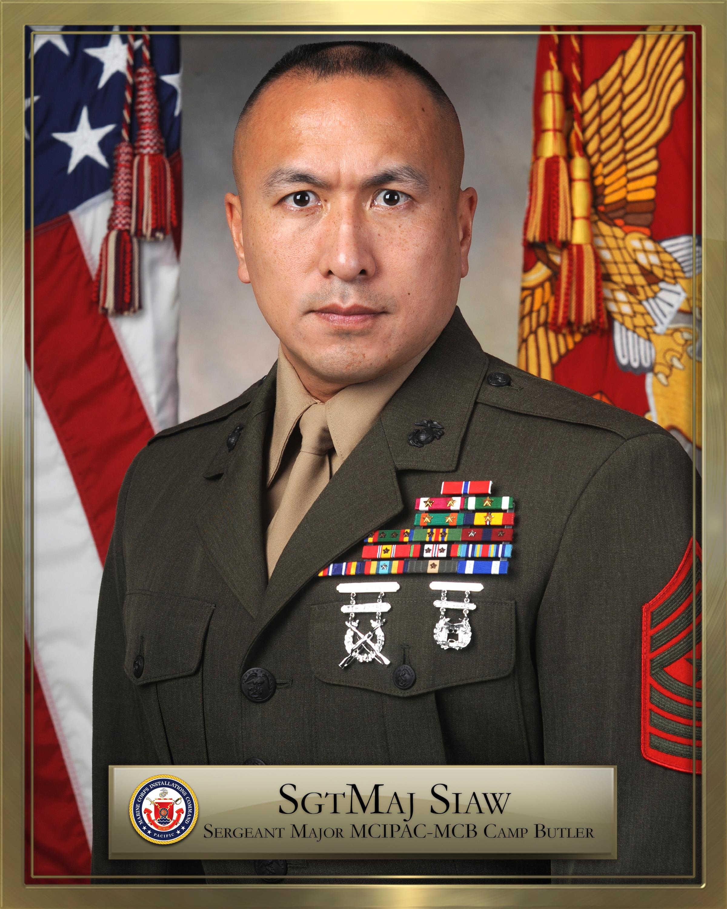 Sergeant Major Peter A Siaw gt Marine Corps Installations  : 020316 M PO474 001 from www.mcipac.marines.mil size 2400 x 3000 jpeg 708kB