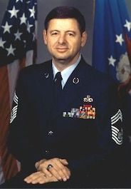Photograph of CMSAF David J. Campanale Oct 1994 - Nov 1996