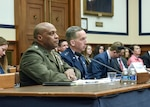 Lt. Gen. Vincent Stewart and Maj. Gen. James Marrs, testify before the HASC World Wide Threats Hearing.
