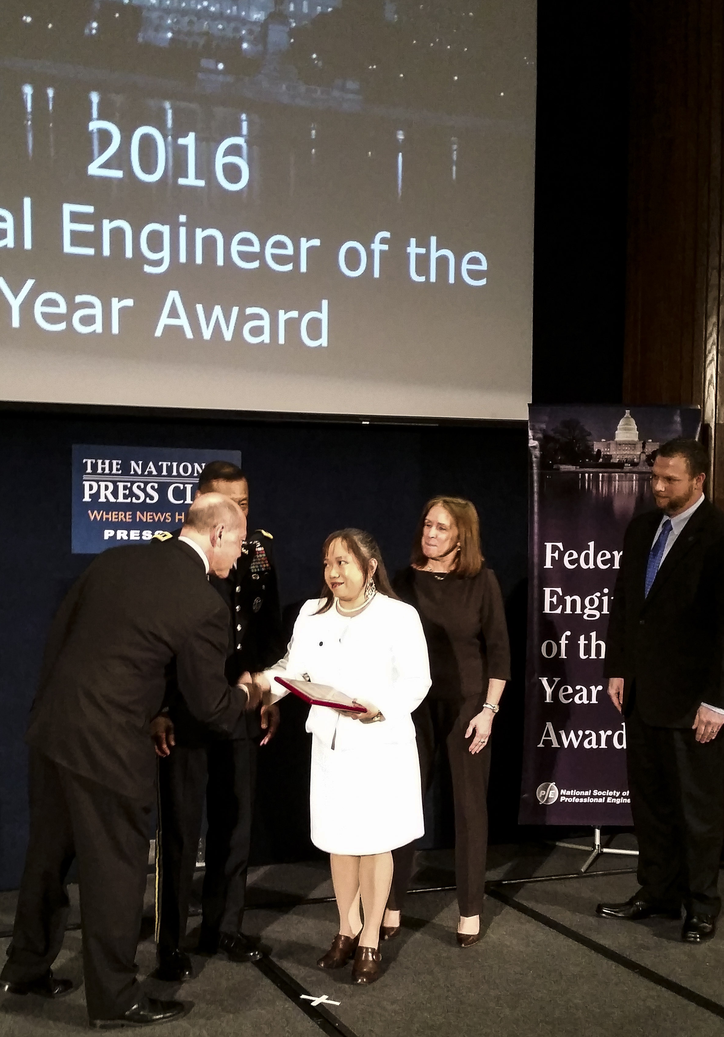 f8f6c3c8f2b15 District Engineer Honored at Federal Engineer of the Year Awards ...