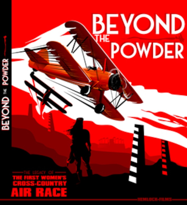 "The Air Force Museum Theatre's 2016 Living History Film Series continues on March 12, 2016, with a showing of ""Beyond the Powder: The Legacy of the First Women's Cross-Country Air Race"" at 4 p.m. in celebration of Women's History Month."