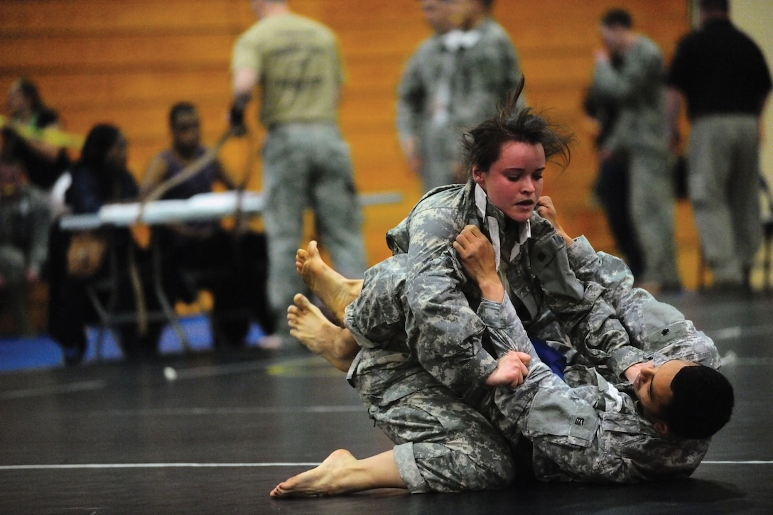 Combatives Tournament held in Monterey, California.