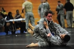 Combatives Tournament held in Monterey, California.
