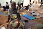 Women and children comprise the majority of those living in internally displaced persons (IDP) camps in