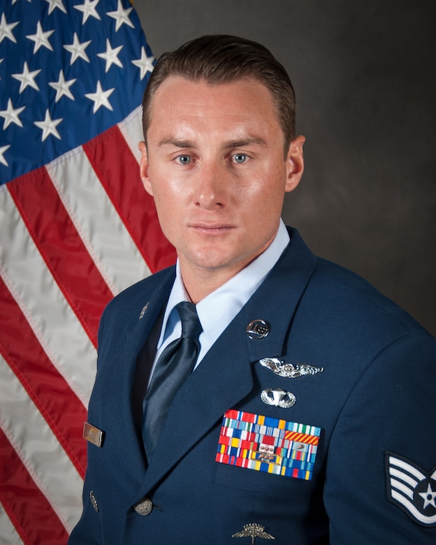 Staff Sgt. Zachary Paul of the 123rd Special Tactics Squadron has been selected as the Kentucky Air National Guard's 2015 Airman of the Year. (U.S. Air National Guard Photo by Master Sgt. Phil Speck)