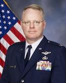 Official Bio Photo for Colonel William A. Krueger
