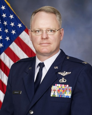 Official Bio Photo for Colonel William A. Krueger