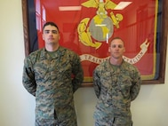 High Shooter is Lance Corporal Copeland, Matthew A. from 2d Radio BN.  He shot a 346 and Coach of the week is Lance Corporal Jarvie, Jacob with CLR 2.