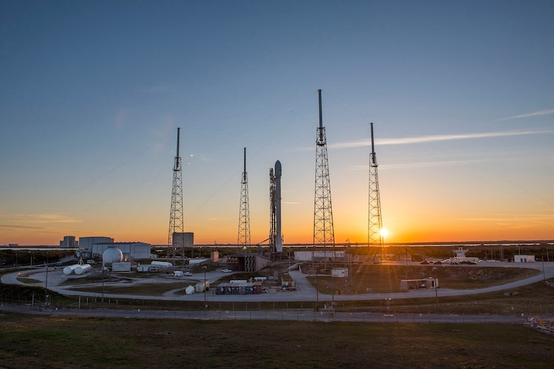The 45th Space Wing supported the SpaceX Falcon 9 launch of the SES-9 communications satellite March 4, 2016, from Launch Complex 40 on Cape Canaveral Air Force Station, Fla. The satellite increases SES's global video capabilities in Asia, Indonesia and the Philippines, and is also designed to deliver reliable data connectivity across Asia while providing support to growing mobility communications needs across the Indian Ocean. (Courtesy photo/SpaceX)