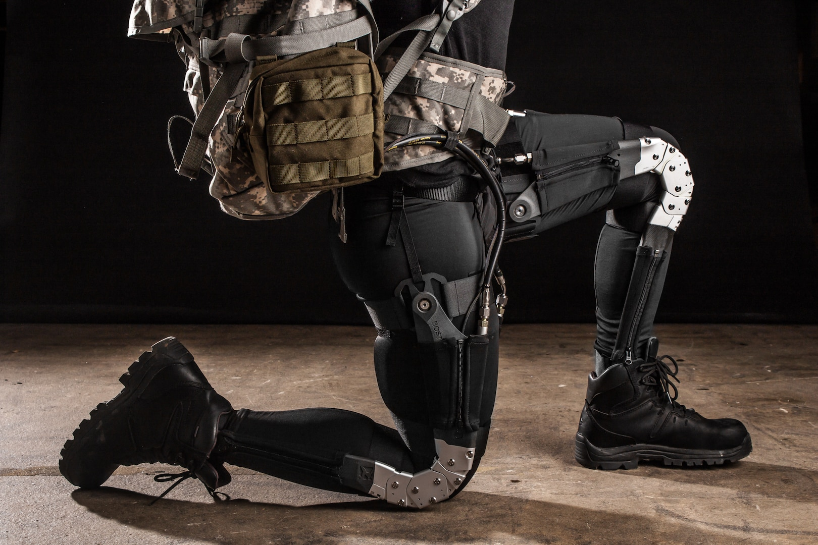 DARPA's Warrior Web project. Technological advancements could fundamentally alter the equation of women in combat.