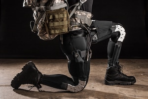 DARPA's Warrior Web project. Technological advancements could fundamentally alter