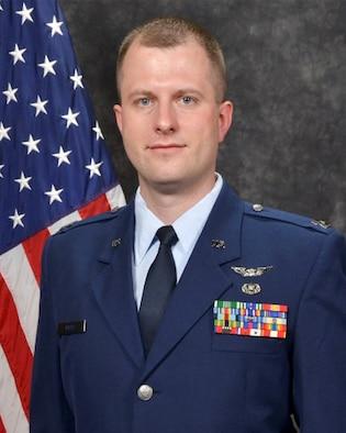 Capt. Matthew Davis, Assistant Staff Judge Advocate, 117th Air Refueling Wing Birmingham, Alabama