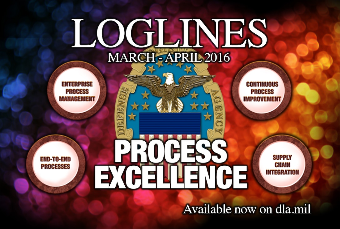 """The March/April issue of Loglines magazine, """"Process Excellence,"""" is now available in print and online."""