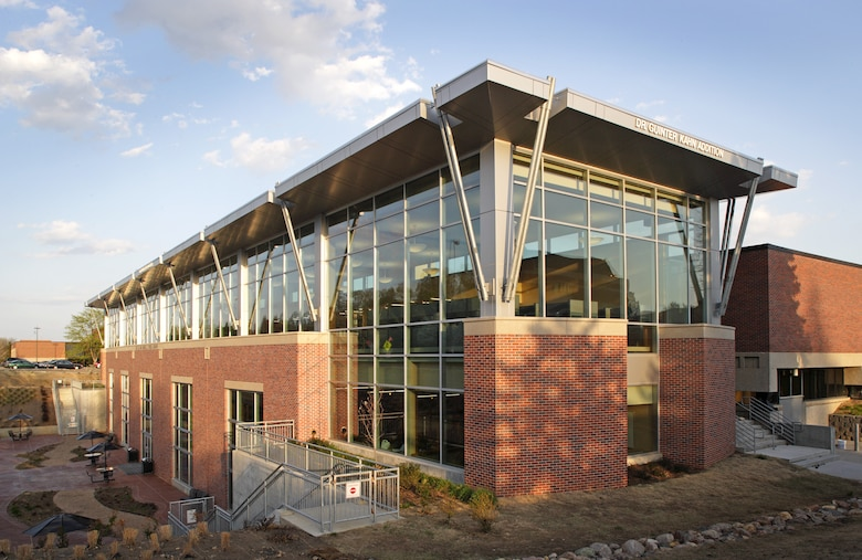 The Dr. C.C. and Mabel L. Criss Library at University of Nebraska at Omaha is being opened for Team Offutt use.