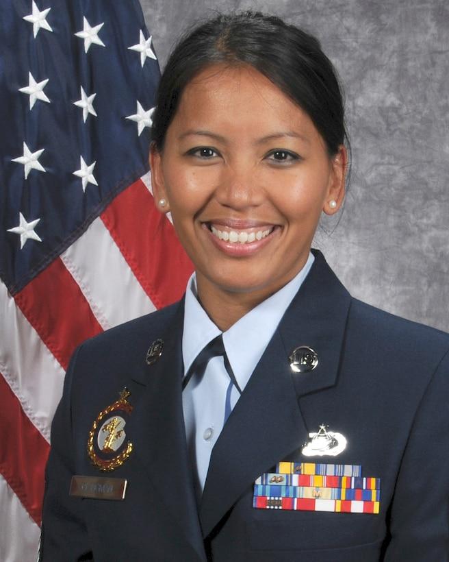 Senior Master Sgt. Sheila Clingman, Recruiting Office Superintendent