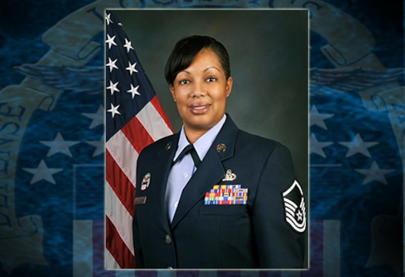 Air Force Master Sgt. Antoinette Jones was named the Defense Logistics Agency Senior Noncommissioned Officer of the Year and is now in competition for the Office of the Secretary of Defense award.