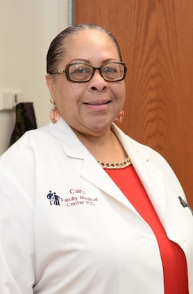 Marine Corps Logistics Base Albany's Women's History Month spotlight shines on Dr. Linda Walden, family physician/primary care provider, Carl Vinson VA Medical Center Dublin's Outpatient Clinic, aboard MCLB Albany. Women's History Month is a celebration of women's contributions to history, culture and society.