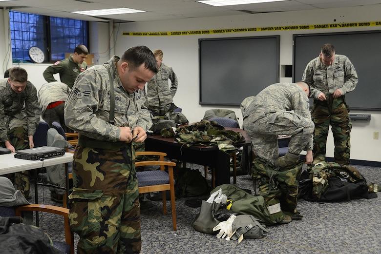 Weekly CBRN Training > Joint Base Elmendorf-Richardson > Articles