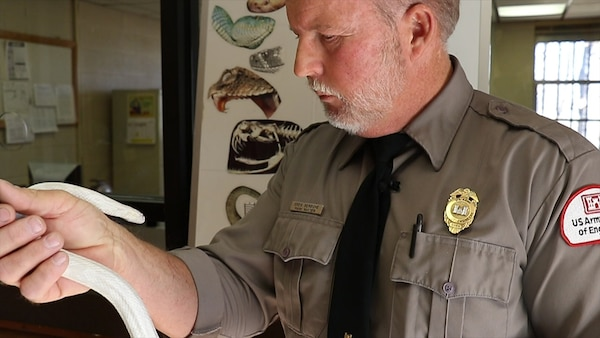 Skiatook Lake Office is the place to go for snakes > Tulsa District ...