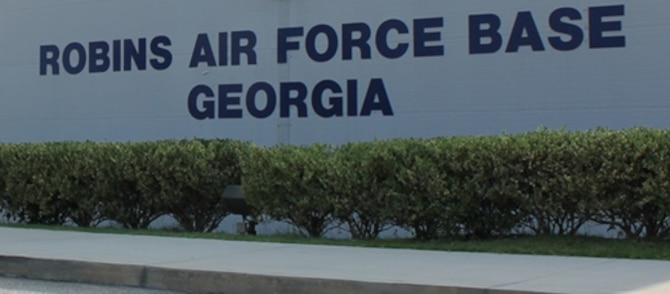The defendant in the center of a scheme to award millions of dollars in military contracts in exchange for illegal kickbacks at Robins AFB, Ga., was sentenced in federal court Feb. 20, 2019. (Courtesy photo)
