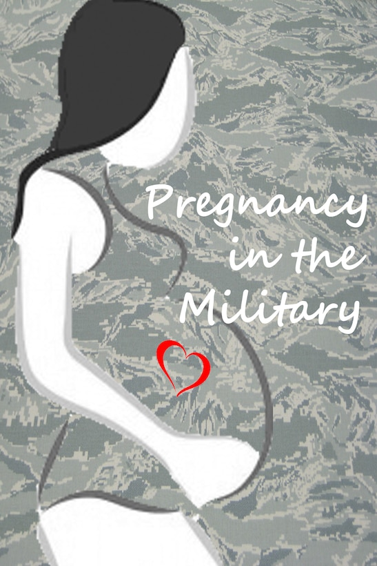 Pregnancy can be a blessing for those who don't experience morning sickness, back aches and swollen ankles, but for others it can be a nightmare experiencing these symptoms with full force. For those in the military there are many opportunities to understand pregnancy a bit better as well as having a support system for any concerns or questions that may arise. On Maxwell AFB, pregnant women both active duty and dependent can take advantage of the New Parent Support Program, which provides new parents with classes, home visits and 24-hour access to a nurse. (U.S. Air Force graphic/Senior Airman Tammie Ramsouer)