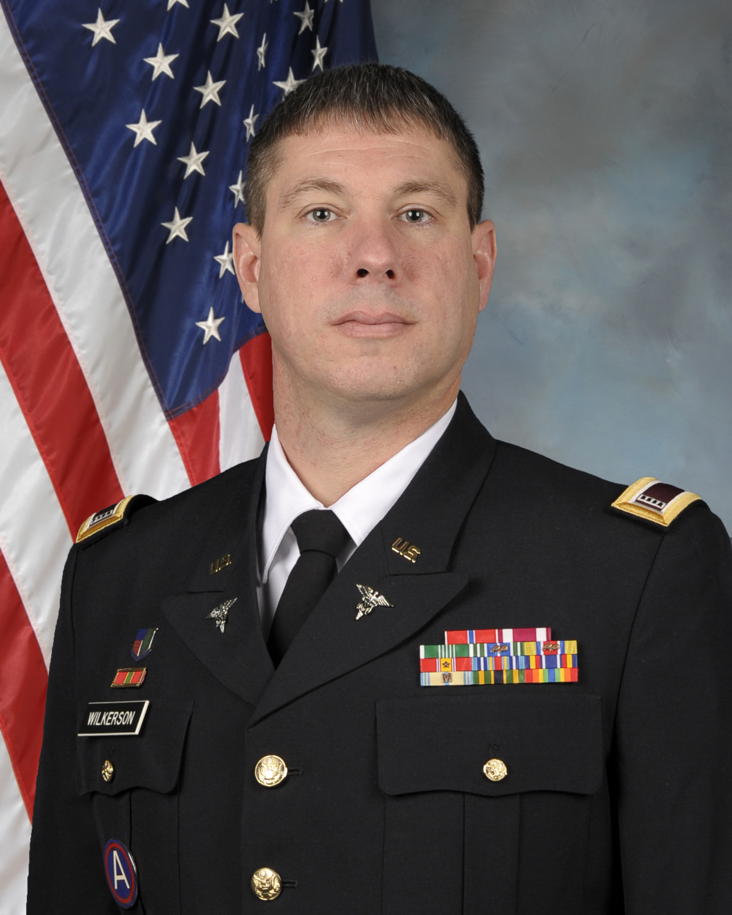 Chief Warrant Officer Five Todd Wilkerson Gt U S Army
