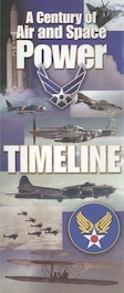 A Graphical representation of the aerospace events, wars, aircraft, etc. through time to 2002
