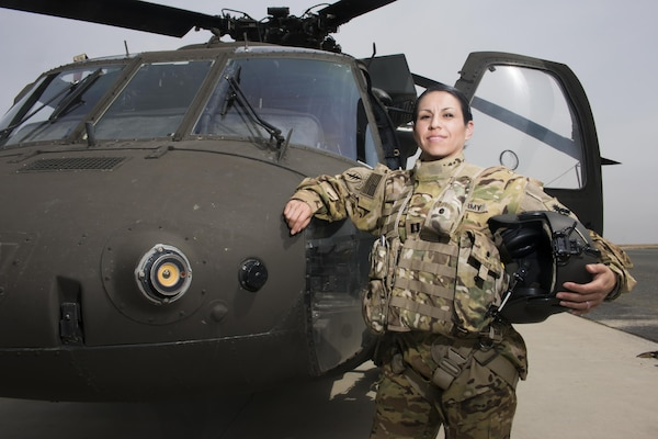 Women's History Month: Highlighting deployed women making history