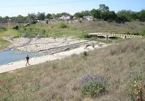 The USACE and San Antonio River Authority (SARA) Mission Reach ecosystem restoration project has become a popular site for recreation with local residents using paddling trails and 15 miles of hike and bike trails, but more importantly, 334 acres of riparian woodland habitat was restored.