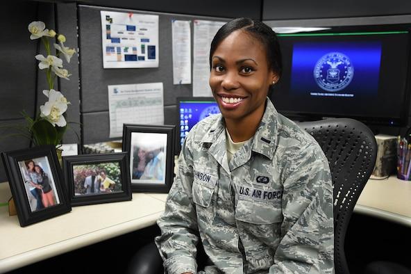 1st Lt. Tanesha Johnson