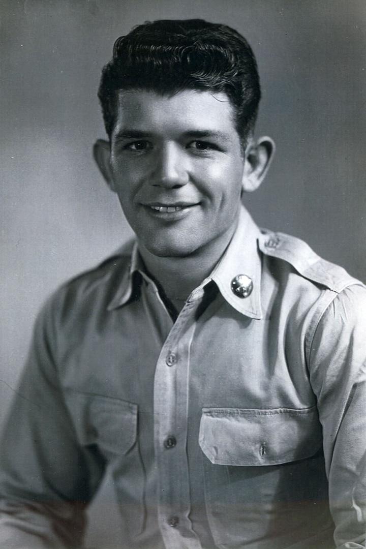 Cpl. Eldon W. Ervin