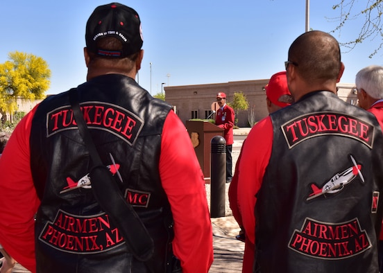 Luke Hosts Tuskegee 75th Anniversary > Air Force Reserve