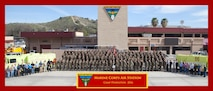 MCAS CAMP PENDLETON H&HS GROUP PHOTO