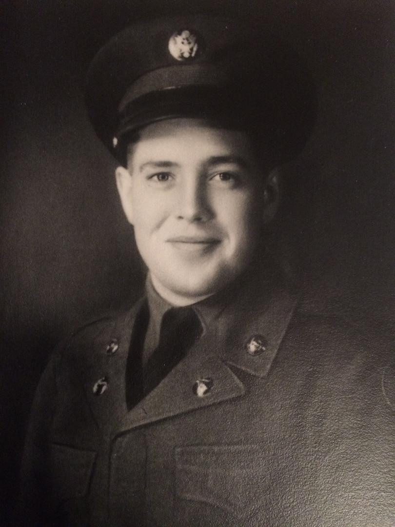 Sgt. Wilson Meckley, Jr.