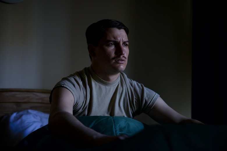 Lack of sleep can be attributed to post-traumatic stress disorder, stress anxiety or depression among several other mental ailments. Individuals experiencing insomnia or other sleep issues should contact their medical provider as soon as possible. (U.S. Air Force photo/Staff Sgt. Micaiah Anthony)