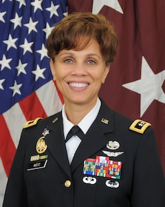 Army Surgeon General Lt. Gen Nadja Y. West