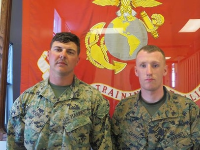 Coach of the week is Cpl Moore, Max A. from MWSS 272 and High Shooter is Cpl Cooney,  Kyle A.  from MAG 29. His score was 336.