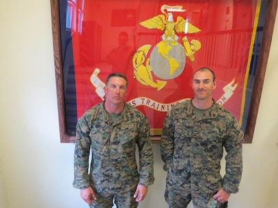 Coach of the week is Sgt Bishop, Scott D. from RSU and High Shooter is SSgt Castaneda, Daniel E. from 2D MRSB. His score was 341.