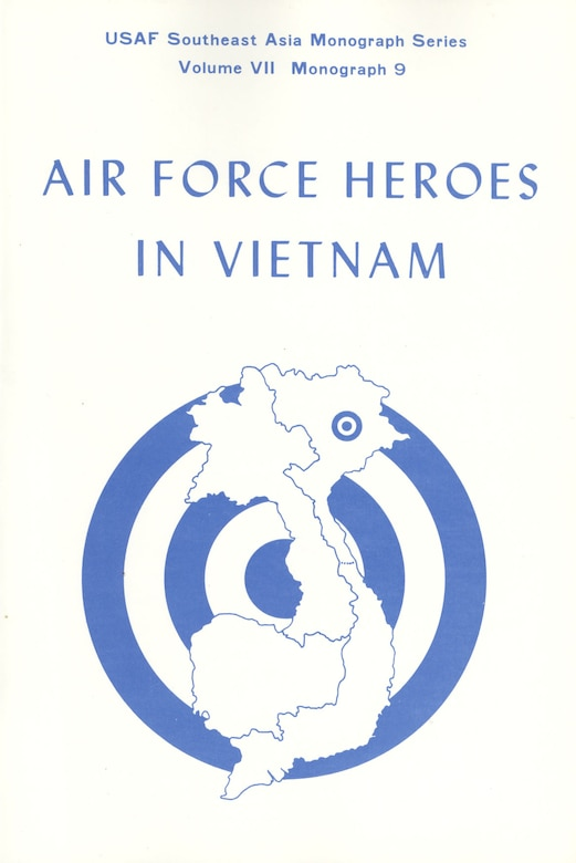 Cover photo: USAF Southeast monograph series, vol VII, monograph 9, by Major Donald K. Schneider, 1979.