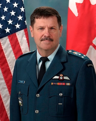NORAD Deputy Bio Pic