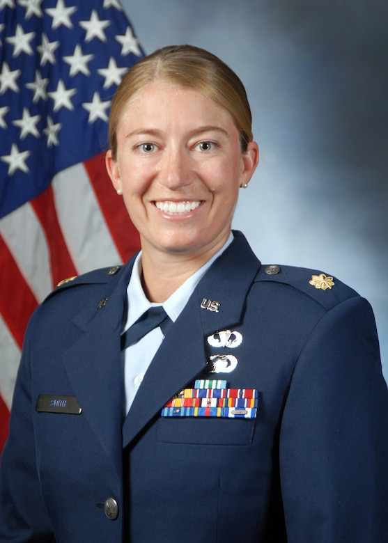 Maj. Kimberly Smith