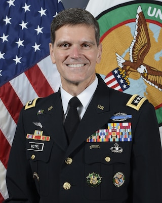 General Joseph L. Votel, USA, Commander, U.S. Central Command