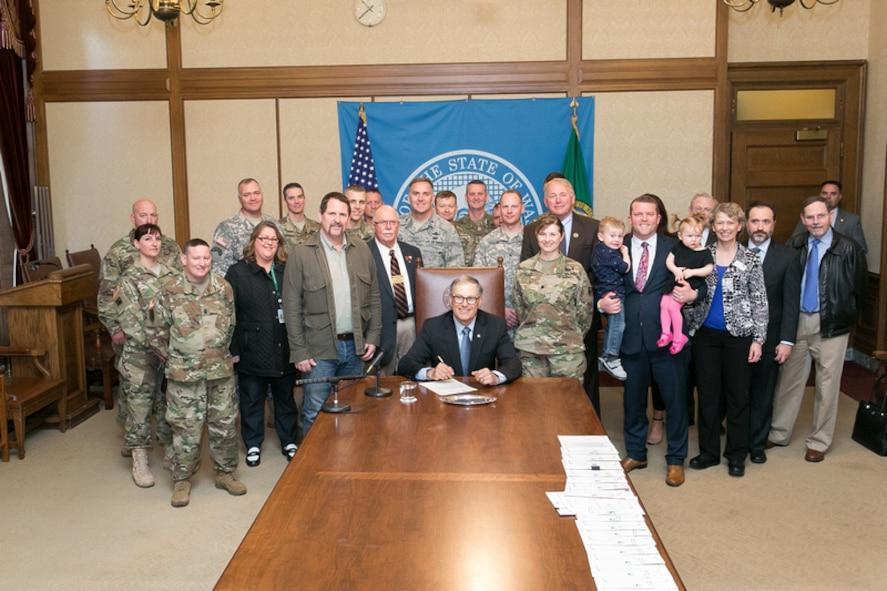 Legislation passes to provide Guardsmen with hunting licenses